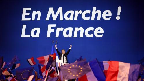 Les 5infos des législatives aujourd'hui: l'avance d'En marche!, le retour du Front républicain, les ennuis judiciaires de Sarnez