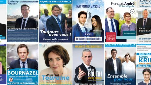 Législatives : cinq astuces pour s'approprier le soutien de Macron sans avoir eu l'investiture