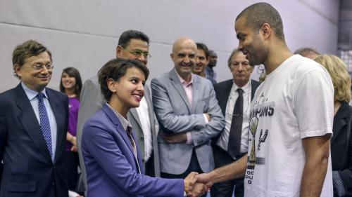 Législatives : Tony Parker fait marche arrière sur son soutien à Najat Vallaud-Belkacem