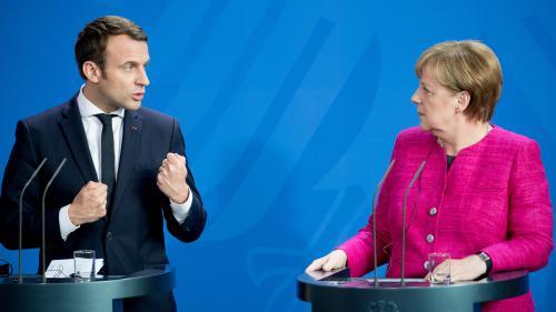 Macron-Merkel : 4 ans pour travailler ensemble