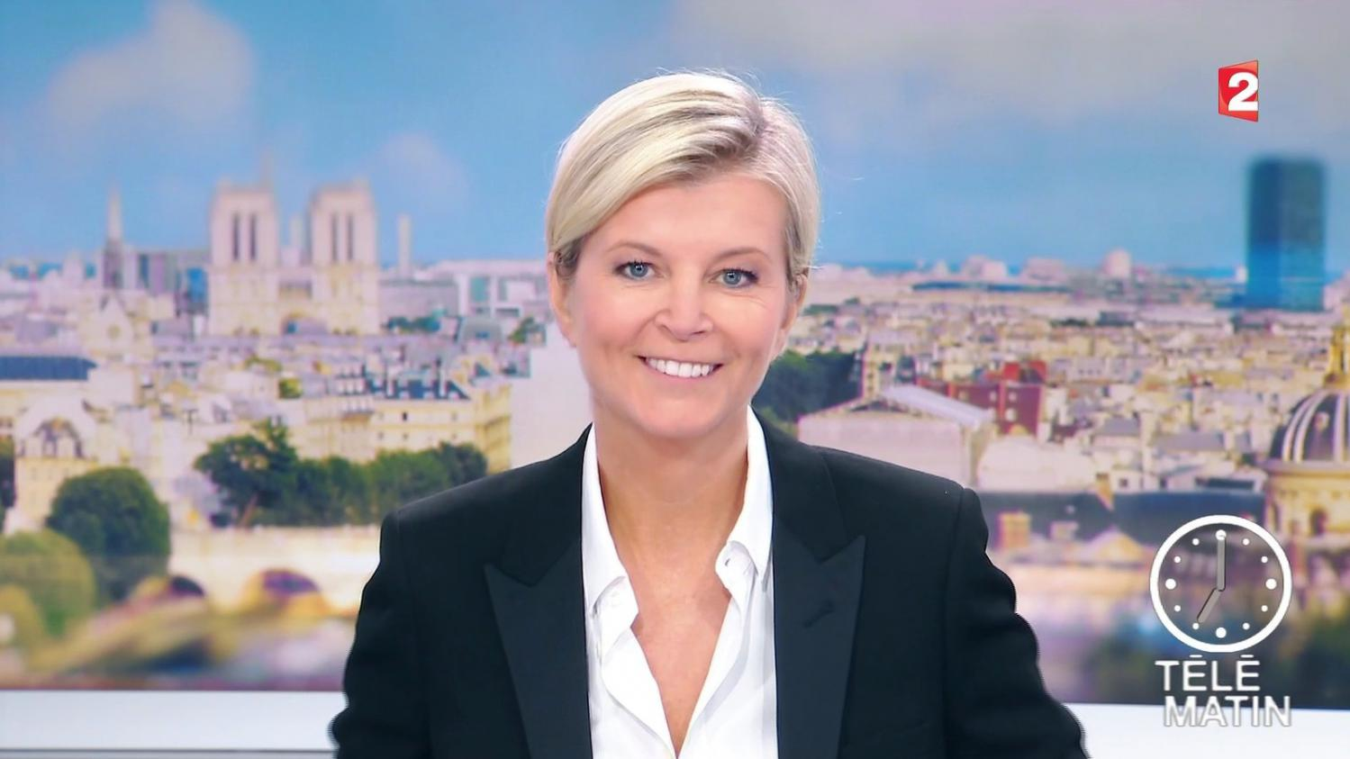 Le 8h de France 2 : journal télévisé du 22 septembre 2017 ...