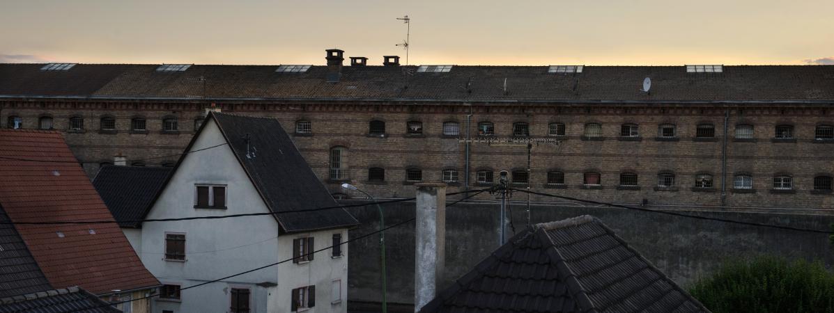 haut rhin fin de la prise d otage 224 la prison d ensisheim