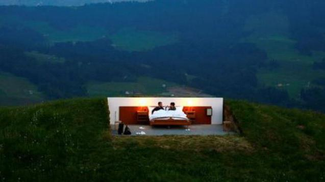 video suisse passez une nuit la belle toile 1 200 m tres d 39 altitude pour 271 euros. Black Bedroom Furniture Sets. Home Design Ideas