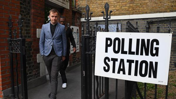 Royaume-Uni : les Britanniques votent pour les élections européennes sur fond de Brexit