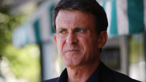 """DIRECT. """"J'arrive nettement en tête du premier tour"""", se félicite Manuel Valls au soir des législatives"""