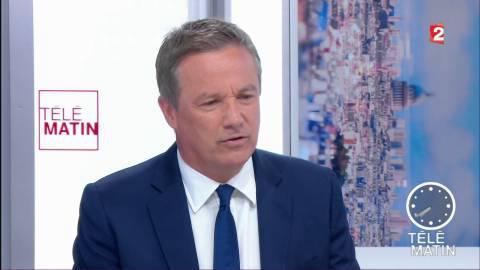 """Les 4 Vérités - Dupont-Aignan : Lever l'état d'urgence est """"une pure folie"""""""