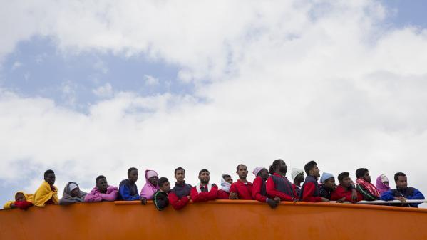 Migrants : tensions entre les ONG et l'Italie