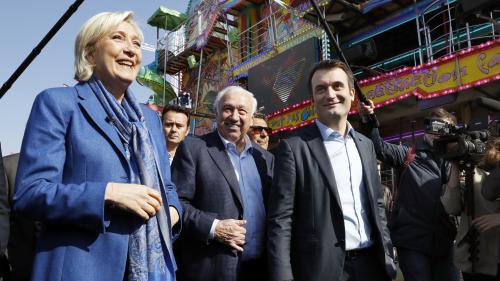 Législatives : Le Pen, Philippot, Collard... Découvrez les résultats des figures du Front national