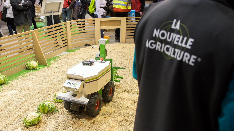 Robots connectés, applications... Comment la technologie aide le monde agricole