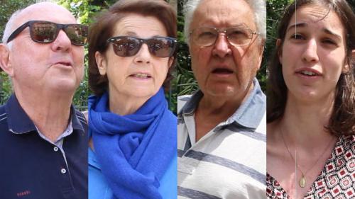 """VIDEO. """"Bobos égoïstes"""" ou """"cathos pétainistes"""" ? Des électeurs de la circonscription d'Henri Guaino répondent à ses insultes"""