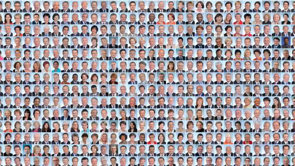 EN IMAGES. Législatives : le gif animé qui montre que l'Assemblée nationale est renouvelée à 75%