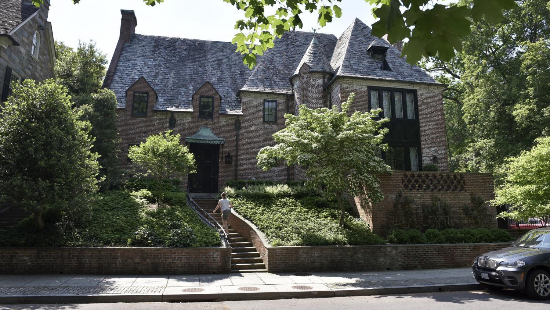 Kalorama le nouveau quartier du couple obama qui attire for Acheter une maison aux etats unis