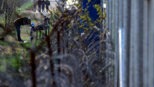 La Hongrie met en place des chasseurs de migrants