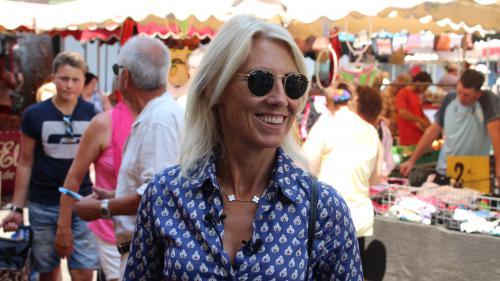"Législatives : dans le Gard, l'ex-torera Marie Sara veut ""porter l'estocade"" à Gilbert Collard"