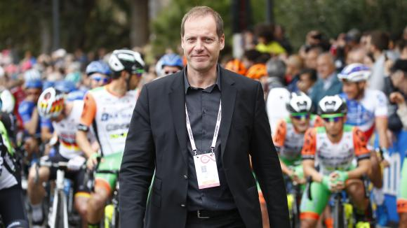 christian prudhomme directeur du tour de france n est pas un m tier. Black Bedroom Furniture Sets. Home Design Ideas