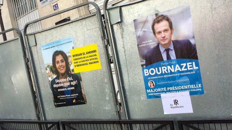 """""""C'est quoi cette histoire ?"""" A Paris, deux candidats macronistes s'affrontent sans le soutien d'En marche !"""