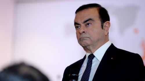 Renault : l'enquête sur Carlos Ghosn inquiète les salariés