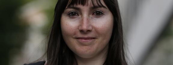 La députée Emilie Guerel, le 13 mai 2017 à Paris.