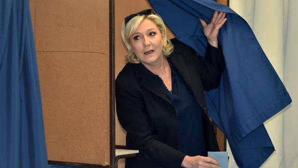 DIRECT. Législatives : Marine Le Pen annonce l'élection d'au moins six députés du FN