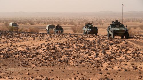 Mali : l'Elysée annonce la mort d'un soldat français lors d'une opération