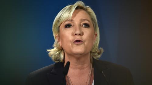 """VIDEO. Législatives : Marine Le Pen condamne un """"terrible problème de représentativité de l'Assemblée"""""""