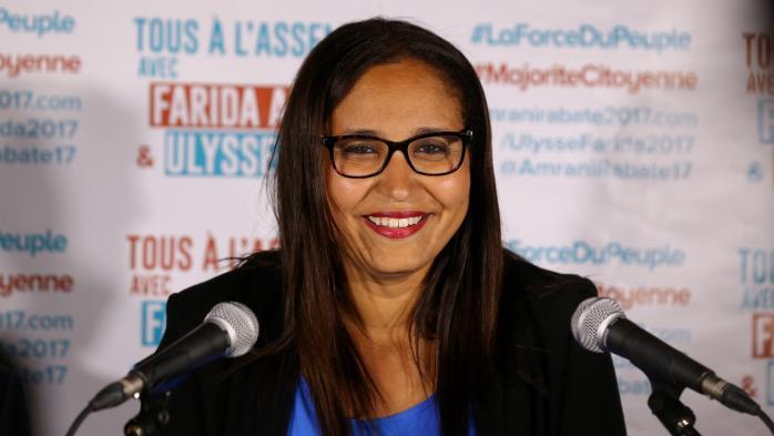 """VIDEO. Législatives : """"Un 49-3 électoral, c'est pas possible"""", dit Farida Amrani qui """"revendique la victoire"""" face à Manuel Valls"""
