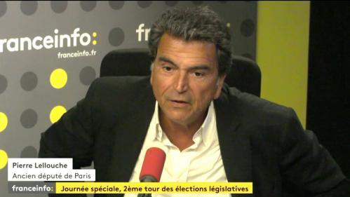 """VIDEO. Législatives : le député sortant LR Pierre Lellouche affirme que le parti LesRépublicains """"c'est terminé"""""""