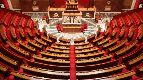 Le renouvellement de l'Assemblée inspire le web