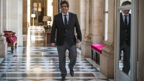 """VIDEO. Législatives : le député UDI Meyer Habib remercie """"le tout-puissant"""" après sa réélection"""