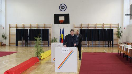C'est comment ailleurs ? L'abstention en Roumanie
