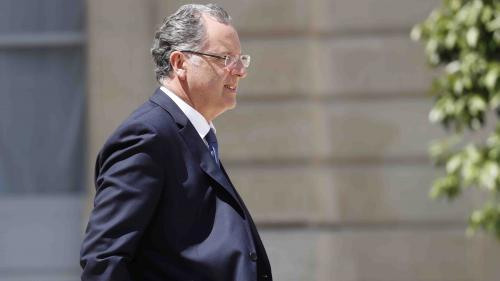 Richard Ferrand démissionne du gouvernement