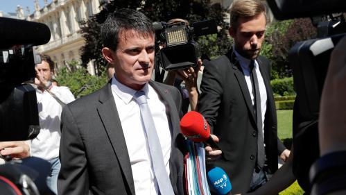 DIRECT. Rentrée de l'Assemblée : Manuel Valls sera apparenté au groupe La République en marche