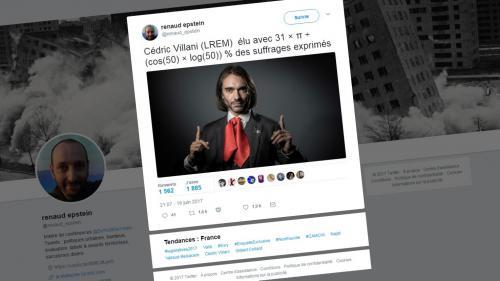 Législatives : sept tweets qui nous ont fait rire pendant la soirée du second tour
