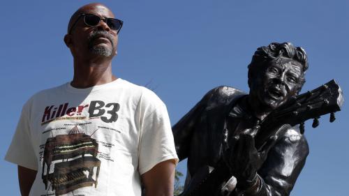 Le fils de Chuck Berry raconte les coulisses du dernier album de son père
