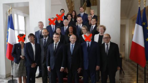 VIDEO. Bayrou, Ferrand, De Sarnez, Goulard : ils ont déjà quitté le gouvernement