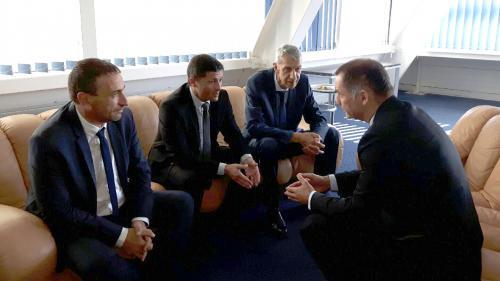 Les trois députés nationalistes corses ont fait leurs premiers pas à l'Assemblée nationale