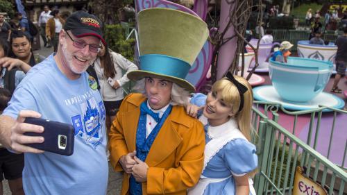 Etats-Unis : un Californien visite Disneyland 2 000 jours d'affilée