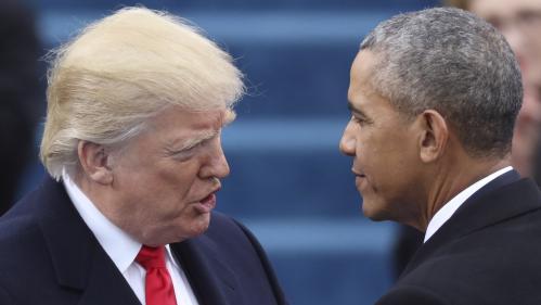 Obama savait que Poutine voulait favoriser l'élection de Trump dès l'été 2016