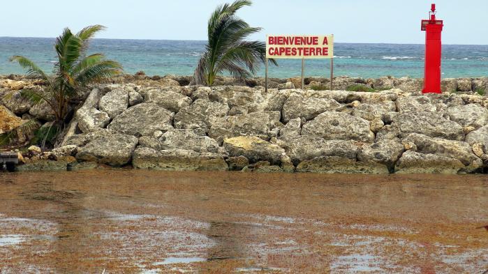 Inondations, coulées de boue, grêle... La Martinique frappée par les intempéries