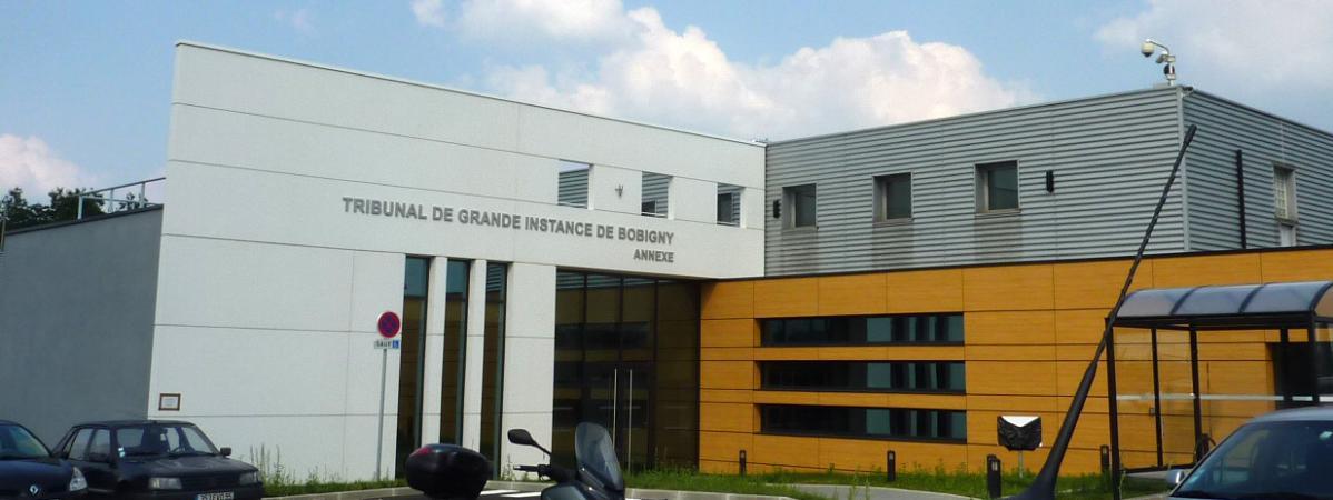 Roissy premi re audience d 39 un tribunal au bout des pistes for Chambre 13 tribunal bobigny