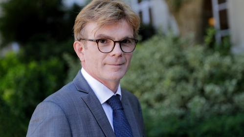 Le député du Loir-et-Cher Marc Fesneau élu président du groupe MoDem à l'Assemblée nationale