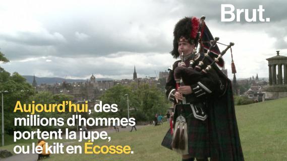 Et pourquoi pas la jupe pour homme for Pourquoi ecossais portent kilt