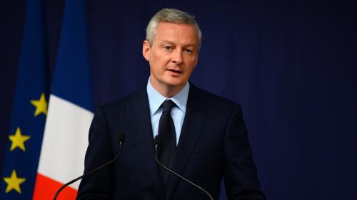 """Déficit : l'Etat prendra des mesures d'économie """"dans tous les secteurs"""", prévient Bruno Le Maire"""