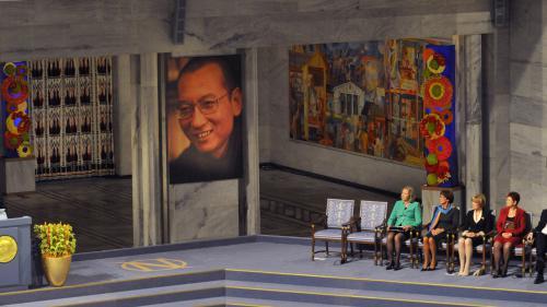 Chine : atteint d'un cancer, le prix Nobel de la paix Liu Xiaobo a été libéré