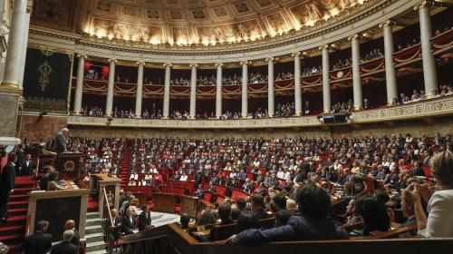 Assemblée : la rentrée des nouveaux députés