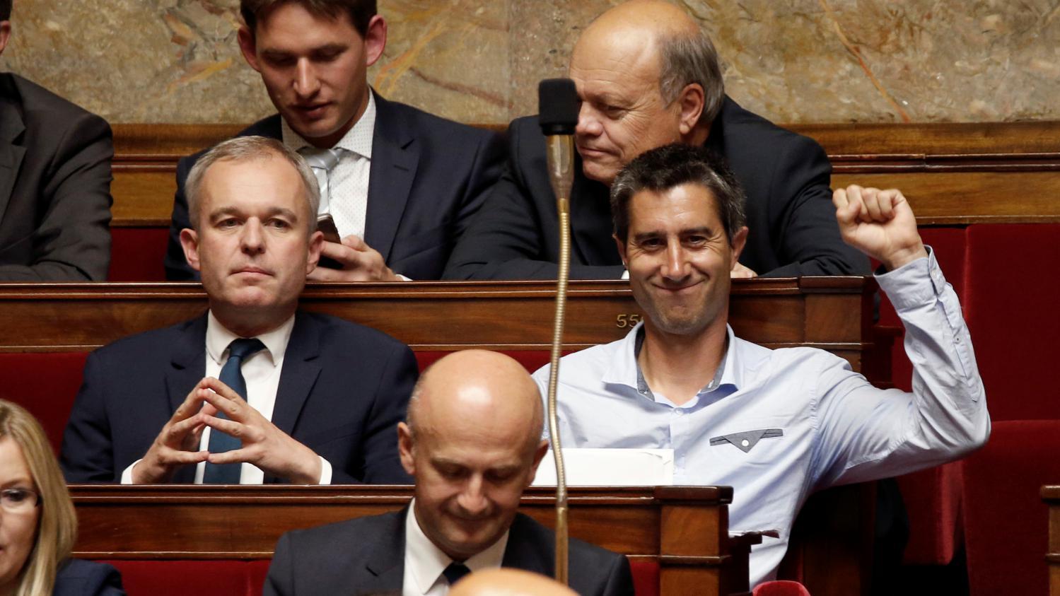"""Résultat de recherche d'images pour """"Francois ruffin"""""""