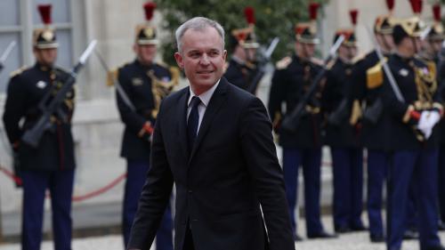 DIRECT. François de Rugy est le candidat de La République en marche pour présider l'Assemblée