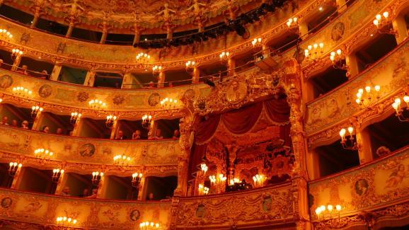 Le Directeur Artistique De La Fenice Fortunato Ortombina Venise