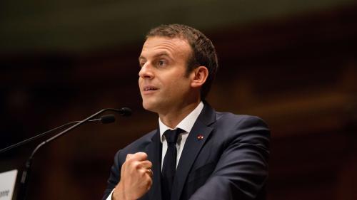 VIDEO. Emmanuel Macron a-t-il utilisé les moyens de l'Etat pour financer sa campagne ?