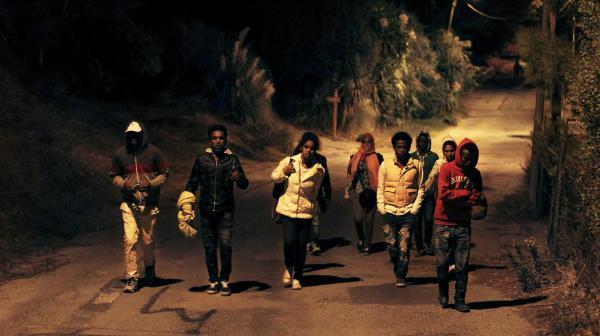 Migrants : le camp de Vintimille s'agrandit